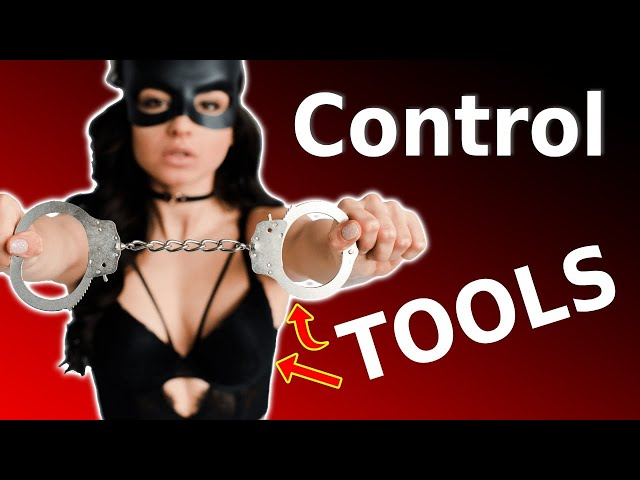 Female Compliance Tools: How Women Control Relationships