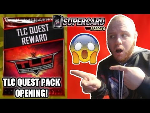 tlc-quest-pack-opening,-holiday-past-pack-opening,-primal-from-rtg-finished!-wwe-supercard-season-6!