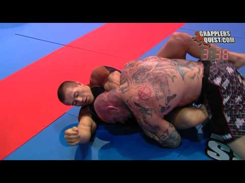 Adv. Absolute Match: Jeff Monson vs Steven Martinez at Grapplers Quest West Coast Champ. 2011