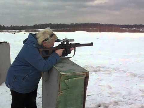Снайперская винтовка Драгунова СВД. Пневматическая, с пульками и .