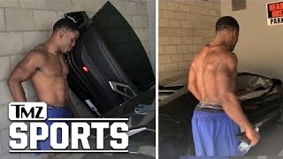 Sooo... Reggie Bush Is In Pretty Good Shape | TMZ Sports