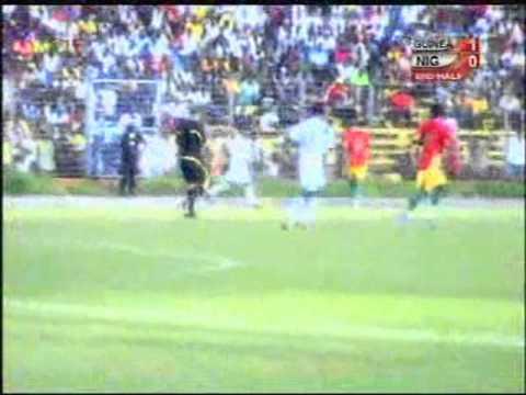Guinea vs Nigeria 2012 ANCQ