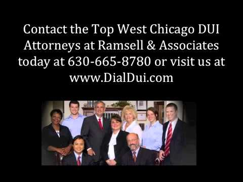 West Chicago DUI Attorney