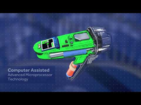 The Signia™ Stapler —  Product Animation