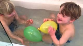 Balla lyftande ballonger - bNosy Enkla Experiment för Barn 12