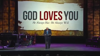 God Is Love - Current Series - God Loves You - with Dr  David Jeremiah