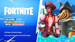 FINALLY.. Fortnite Season 8 SKINS + BATTLE PASS!