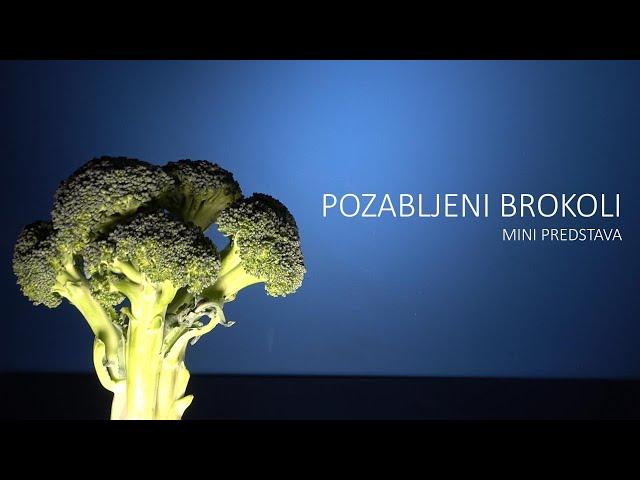 Pozabljeni brokoli | mini predstava