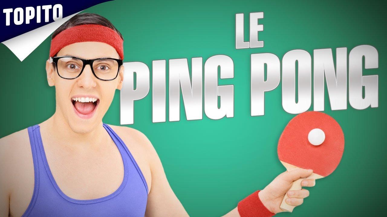Top 8 Des Mecs Chiants Au Ping Pong Youtube
