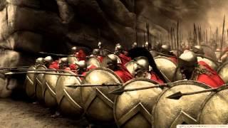 OST 300 Spartancev Saundtrek