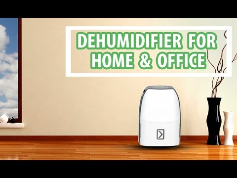 Best Small Dehumidifier for your Home and Office. TTK40E - Features and Functions | VackerGlobal