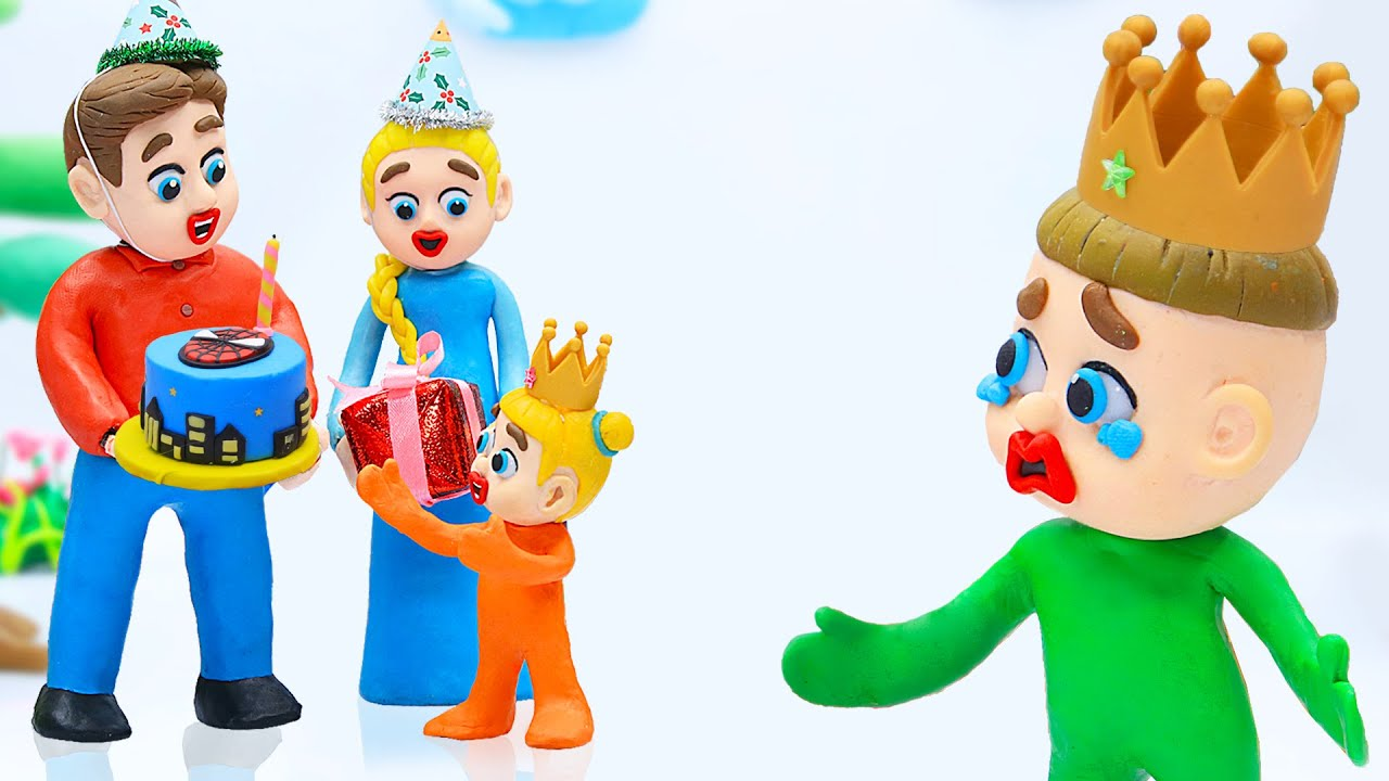 Download Luka Family and Friends 🎂 Baby Celebrates Happy Birthday 🎂 Handmade Cartoons For Kids