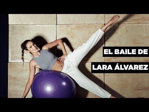 Lara Álvarez se atreve a bailar (en compañía) thumbnail