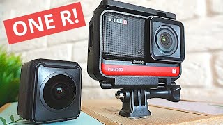 The Action Camera to Beat in 2020: Insta360 ONE R makes GoPro look boring!