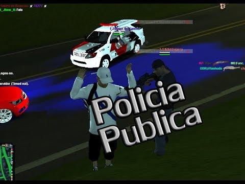 Script Policia pública