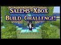 Minecraft Xbox 360: Subscriber Build Challenge! [1]