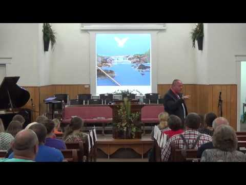 Bro Derrick Farr Night 2 Youth Revival Darden Baptist Church