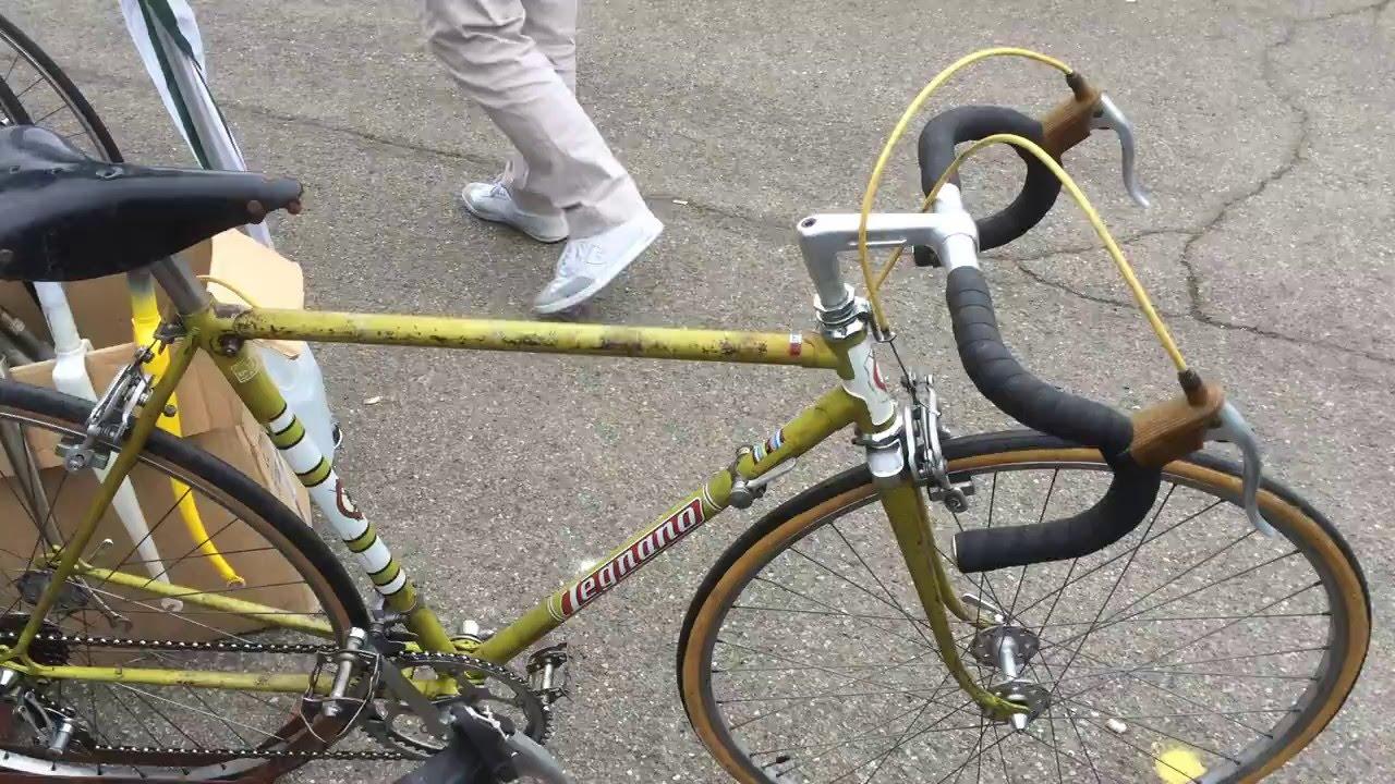 Bici A Corsa Legnano Anni 70