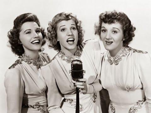 The Andrews Sisters and Dan Dailey - Take Me Out To The Ball Game