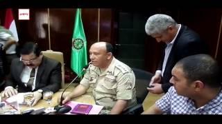 رئيس أركان الفرقة السابعة مشاه: لا مساس بالبسطاء خلال تنفيذ حملات الإزالة