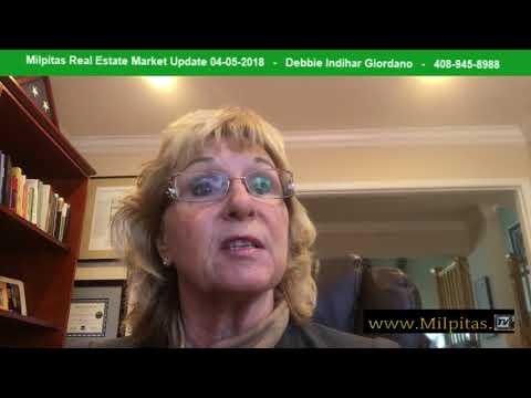 Milpitas Real Estate Market Update 04 05 2018