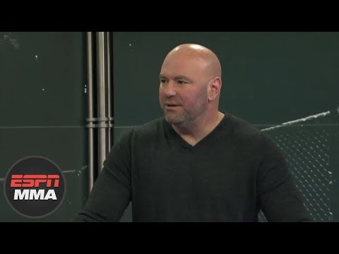 Dana White: I consulted Rachael Ostovich about adding Greg Hardy to card | ESPN MMA