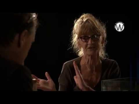 Erik de Vlieger en Willem van Weelden in gesprek met Nel de Jager