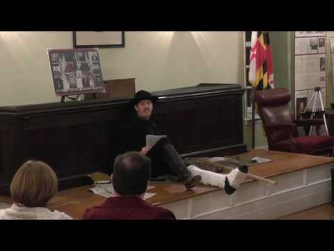 An Evening with John Wilkes Booth