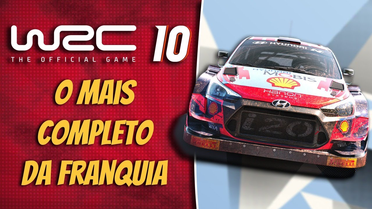 WRC 10   ANÁLISE/CRÍTICA/REVIEW PT BR   É BOM? VALE A PENA?