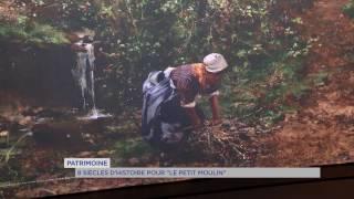 """Patrimoine : 8 siècles d'histoire pour le """"Petit Moulin"""""""