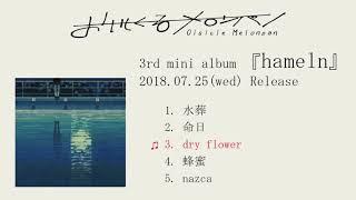 おいしくるメロンパン 3rd mini album『hameln』トレイラー