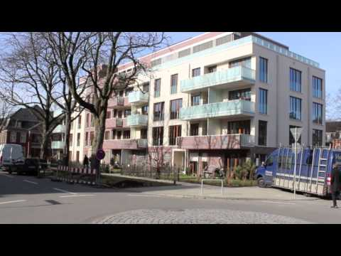 Rundgang durch Quartier 21 in Hamburg, Barmbek-Nord