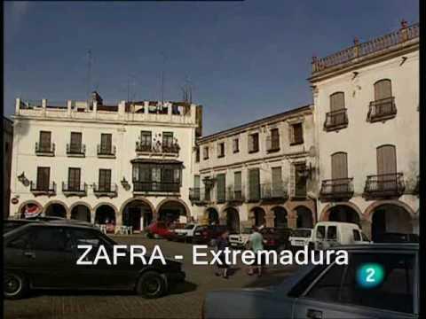 EXTREMADURA - Un paseo por ZAFRA