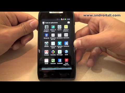 Videoreview Motorola Razr