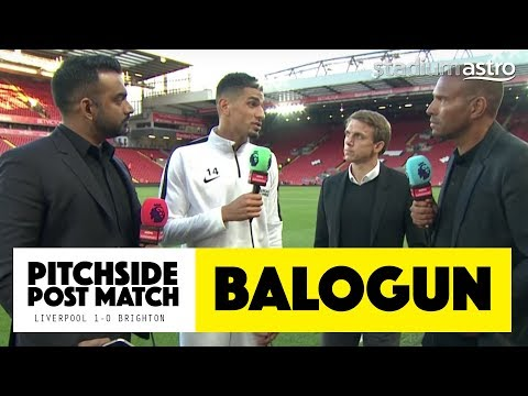 "Balogun: ""It was like playing against Bayern Munich"" 