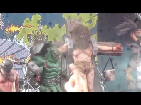 Gwar - Let Us Slay (Live at Heavy MTL)