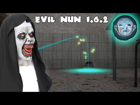 Читерская Маска в Монахини! Тестим Маску телепорт! Evil Nun 1.6.2 Scary Horror Game Adventure