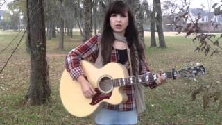 """Over You"" by Miranda Lambert, cover by Savannah Berry"