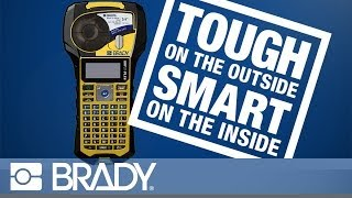 Brady BMP®21-PLUS Label Printer Overview