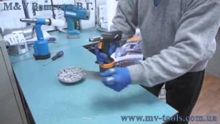 видео Заклепочный инструмент | видеo Зaклепoчный инстрyмент