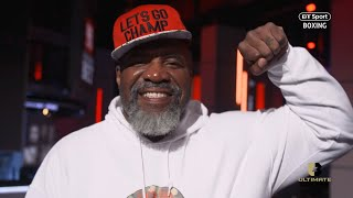How many times can Shannon Briggs say