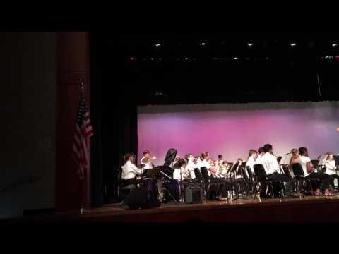 Sam Spring 2017 Concert Henry Mancini Medley