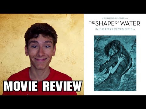 The Shape of Water [Fantasy Romance Movie Review]
