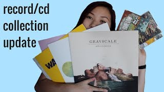 record/cd collection update! | caitlin rielly