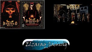 Diablo II   S01E04   Forgotten Tower and Horadric Malus   ElZaraq Gaming