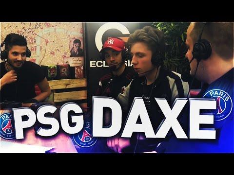 Avec le Champion du Monde PSG DaXe + Équipe FUT à 150 000 crédits