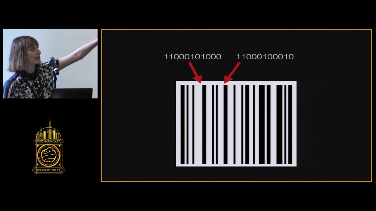 Image from Shipping secret messages through barcodes