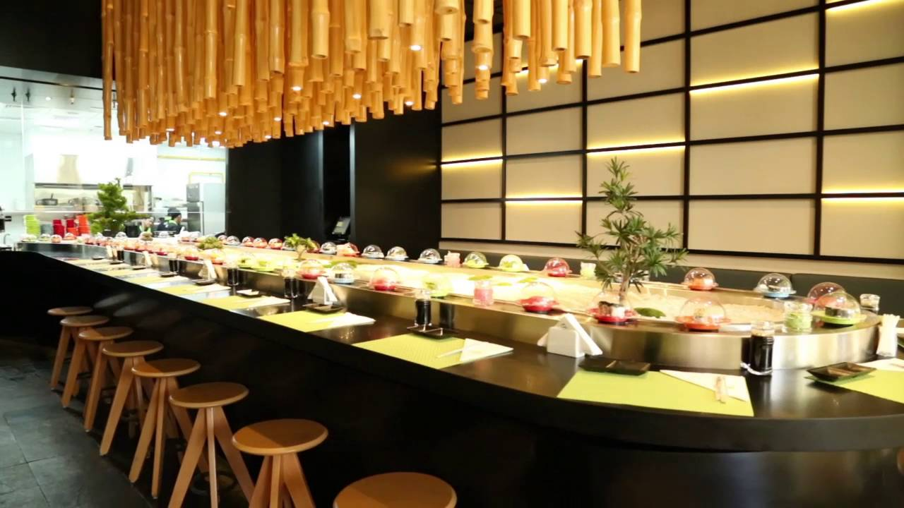 Itsu modern japanese restaurant new branch palm jumeirah