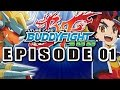 Episode 1 Future Card Buddyfight Hundred Animation