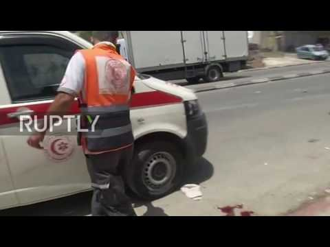 State of Palestine: Israeli settler kills solidarity protester after reportedly fearing for his life